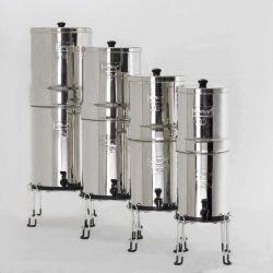 Base rehausse pour filtre à eau Berkey® inox