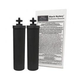 Filtre à eau Imperial Berkey avec filtres black Berkey
