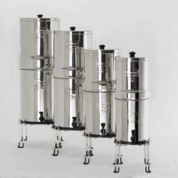 Base de rehausse Berkey® en option