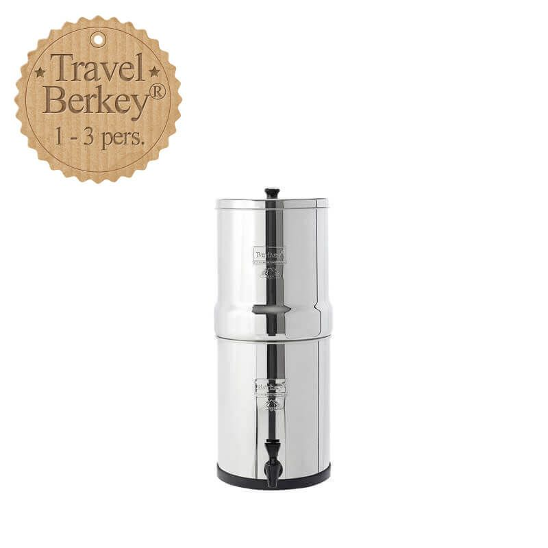 Purificateur d'eau Travel Berkey