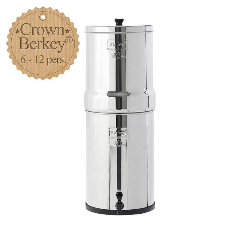 Purificateur d'eau Crown Berkey chez Berkey France Millenium