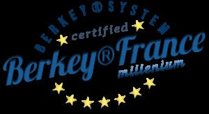 Logo Berkey France Millenium