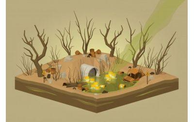 Pollution à l'arsenic