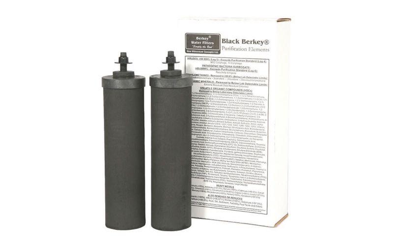 Les filtres Berkey© et la norme NSF